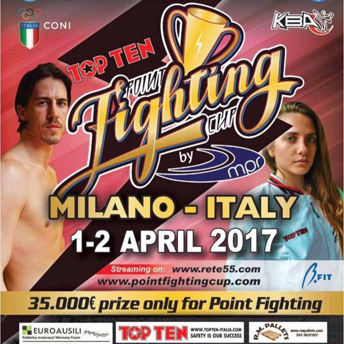 Point Fighting Cup 2016